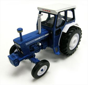 Ford 7600 Farm Tractor
