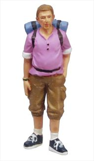 Single Traveller Joe Figure