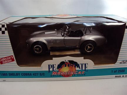Shelby Cobra 427 S/C 1965