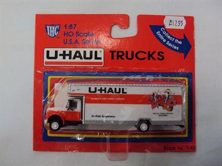 U-HAUL Trucks U.S.A. Series