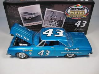 Richard Petty #43 Patterson Motors, Inc. 1964 Belvedere