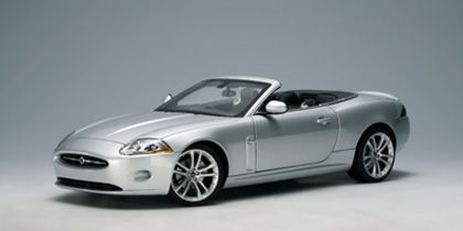 Jaguar XK Convertible 2006