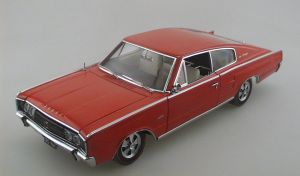 Dodge Charger 1966 Chase car