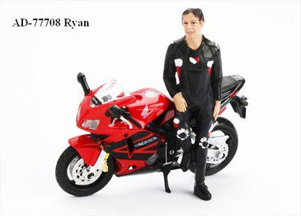 Figure Biker Ryan