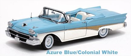 Ford Fairlane 1958 Convertile