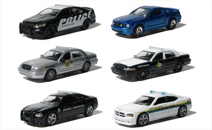 Ensemble 1:64 Hot Pursuit Police #7
