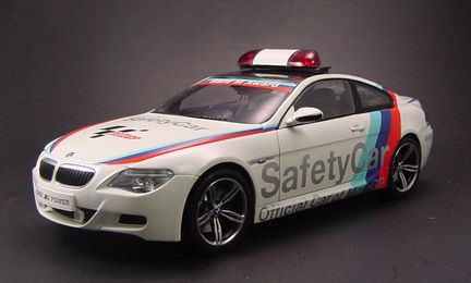 BMW M6 MOTO GP Safety Car 2007