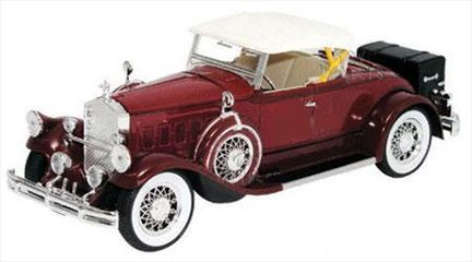 Pierce-Arrow Model B 1930