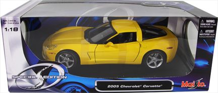 Chevrolet Corvette C6 Coupe 2005
