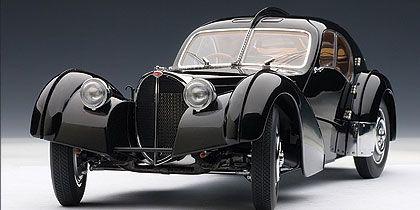 Bugatti 57S Atlantic 1938