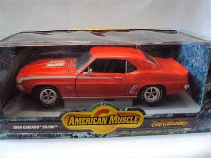 Chevrolet Camaro SS 396 1969