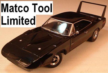 Dodge Charger Daytona 1969 *Matco Tool Limited* (1 Left)