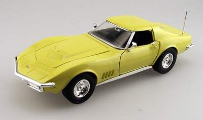 Chevrolet Corvette Coupe 1968