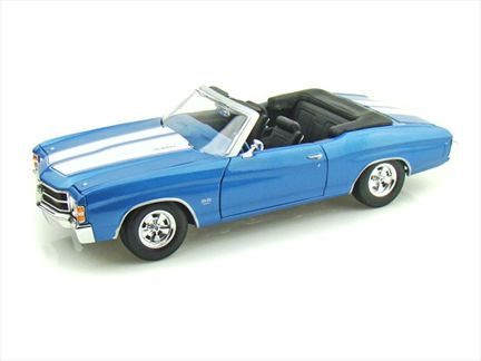 Chevrolet Chevelle SS 454 1972 Convertible