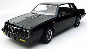 Buick Grand National 1985