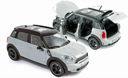 Mini Cooper Countryman S 2010