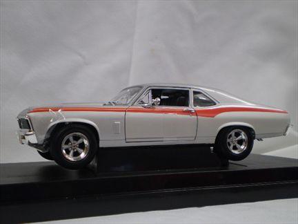 Chevy Nova SS 1970
