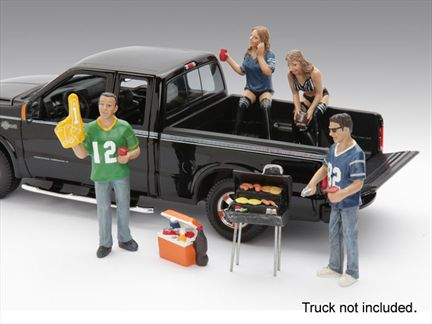 Tailgate Party Figure Set