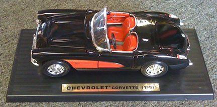 Chevrolet Corvette 1957 Convertible