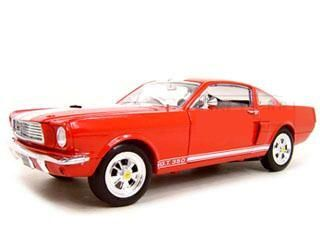 Ford Shelby Mustang GT-350 1966