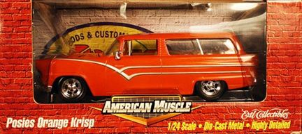 1955 Ford Long Roof Station Wagon