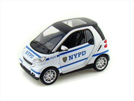 Smart Police New York NYPD