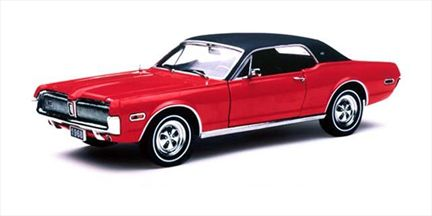 Mercury Cougar XR7 1968