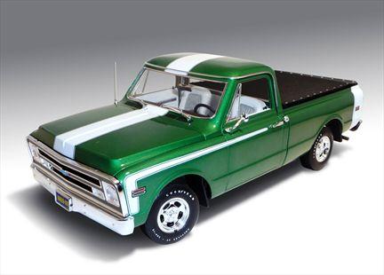 Chevrolet C10 Fleetside 1969 Pick Up