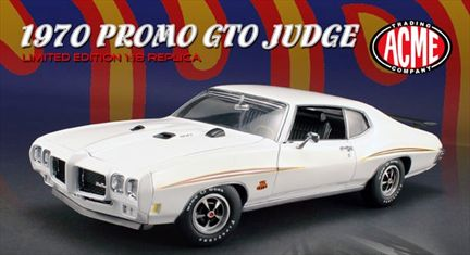 Pontiac GTO Judge 1970