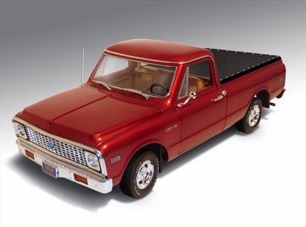 Chevrolet C10 1972 Pick Up