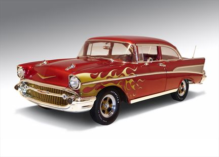Chevrolet Bel Air 1957 (With Flames)