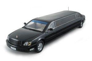 Cadillac DeVille Limousine 2004