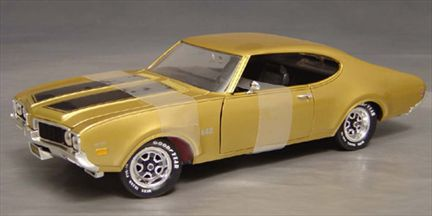 Oldsmobile 4-4-2 W-30 1969 (Cutlass)