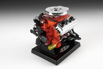 Dodge Hemi Race Engine