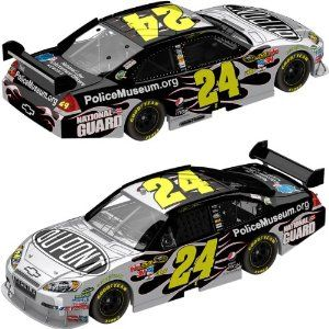 Chevrolet Impala 2010 Jeff Gordon #24 Dupont