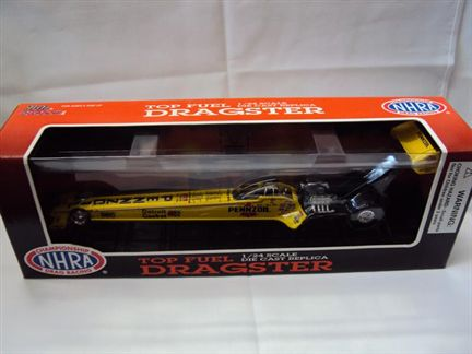 Top Fuel Dragster NHRA