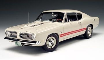 1968 Plymouth Barracuda Formula S **Last one**