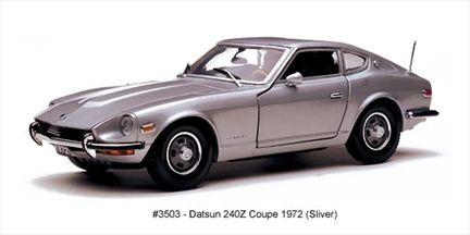Datson 240Z 1972