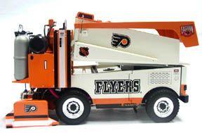 Zamboni Philadelphia Flyers