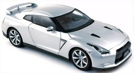 Nissan GT-R R35 2008