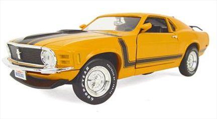 Ford Mustang Boss 1970 (Shaker Hood)