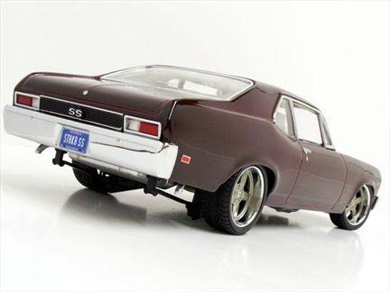 1970 Nova Stroker SS Limited