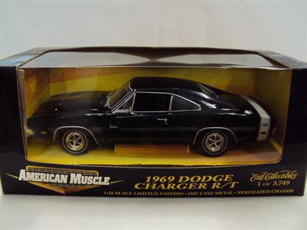 Dodge Charger R/T 1969