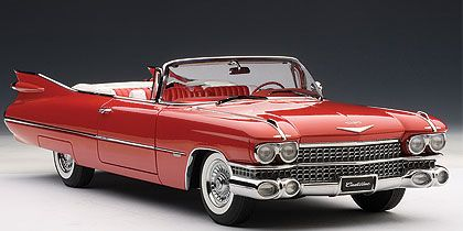 Cadillac Convertible Series 62 1959 (1 left)