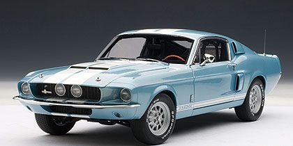 Ford Mustang Shelby GT-500 1967
