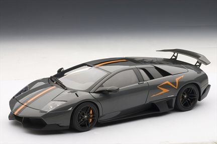 Lamborghini Murcielago LP 670-4 SV Super Veloce china