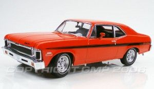Chevrolet Rally Nova 1970 (1 in stock)