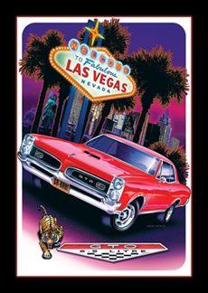 GTO 6.5 Litres Vegas