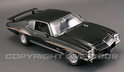 Pontiac GTO Judge 1971 *This last one, has paint rash*
