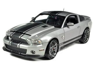 Ford Shelby GT-500 Super Snake 2011